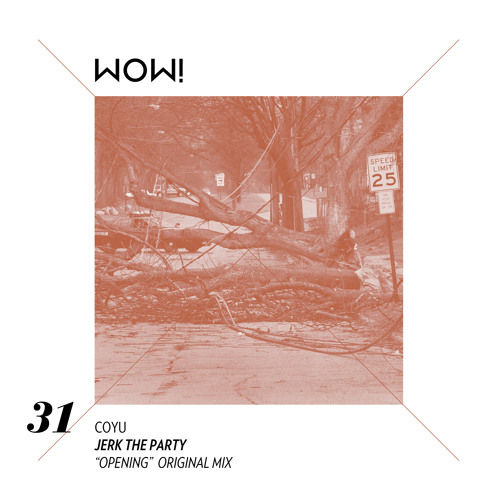[Wow!] Coyu - Jerk The Party (Original Mix) Snippet
