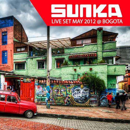 LiveSet @ Bogota - May 2012 (Unmastered Cut)