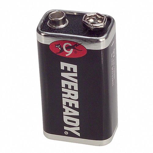 9V Battery Licker