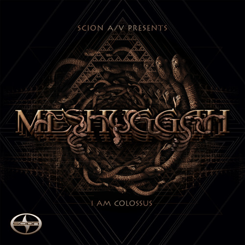 DOWNLOAD ENABLED - I am Colossus - Meshuggah [Engine-EarZ & Foreign Beggars Rmx]