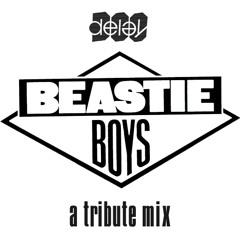 Doc Delay's Beastie Boys Tribute Mix