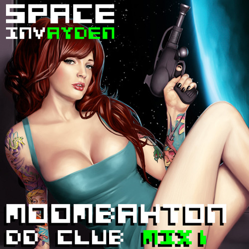Space Invayden's Moombahton DD Club Mix - June 2012 - Amsterdam
