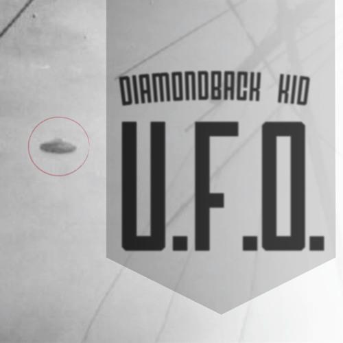 DBR 005 Diamondback Kid - 'U.F.O.' (June 2012)