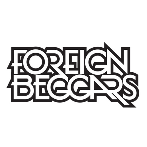 Foreign Beggars - Flying to Mars - Special Delivery by Toddla T