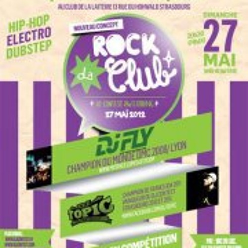 Banana Split - Rock Da Club DJ Contest @ La Laiterie Strasbourg - FINAL ROUND