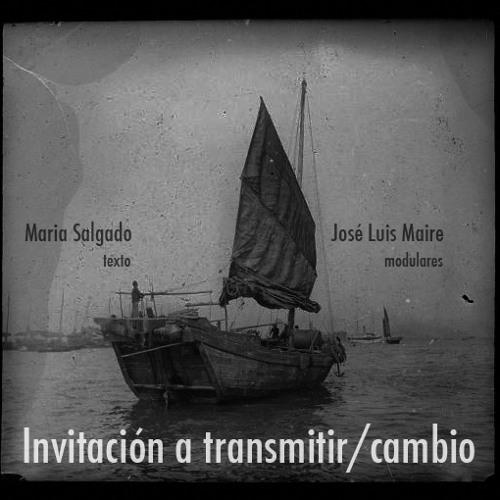 Invitación a transmitir/cambio (Live Performance: 09/05/2012, Madrid)