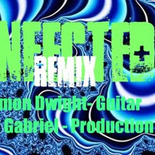 DjVesnick-Infected-remix. Simon Dwight- guitar and Van Gabriel production
