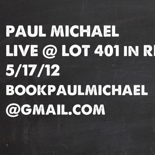 PAUL MICHAEL ☆ LIVE PARTY JUGGLING ☆ 5/17/12
