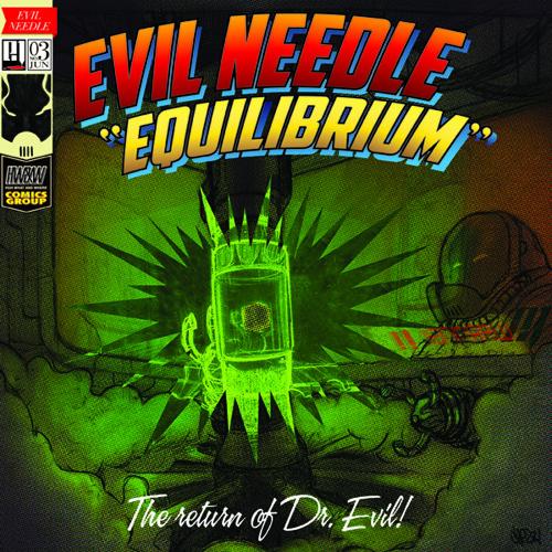 Evil Needle - Jazzolude 04 feat. Elaquent