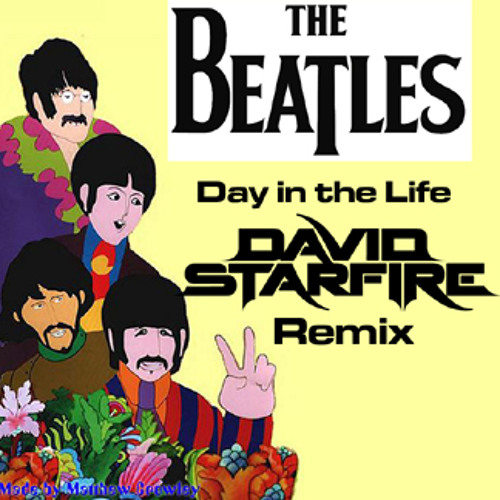 Day in the Life_Beatles (David Starfire Drumstep remix) Free download!