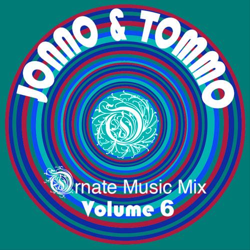 JONNO & TOMMO - Ornate Music Mix - Volume 6