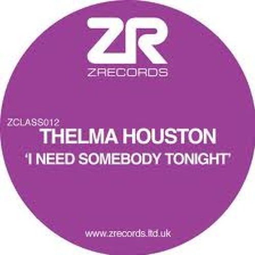 Richard earnshaw vs thelma houston - my heart needs somebody (bonna bootleg)