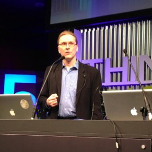 Mikko Hypponen on cyber warfare, at Thinking Digital 2012