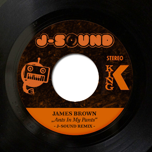 James Brown - Ants In my Pants ( J- Sound Mix )