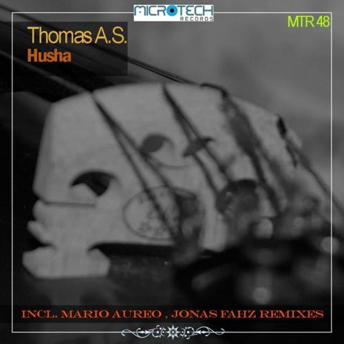 Thomas A.S. - Husha (Mario Aureo Remix) / MTR048 snippet