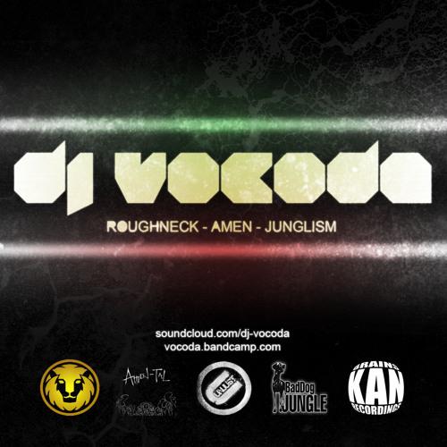 "Vocoda - Semi-Automatic (Roughneck Amen Junglism + Forthcoming on Labelless Records 12"")"