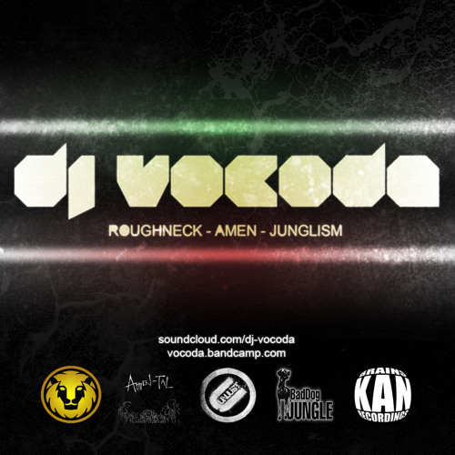 DJ Vocoda - Demolition Dubwise (Roughneck Amen Junglism)