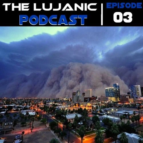 The LuJanic Podcast Ep. 03 feat. Christopher Lawrence guest mix