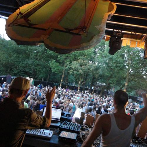 Rauwkost & Fancesco Robustelli Live @ Secret Garden Festival 27-05-2012