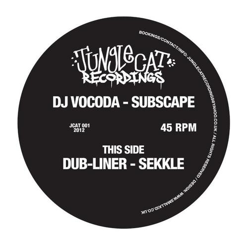 "Vocoda - Subscape (Jungle Cat 12"" Out Now!)"
