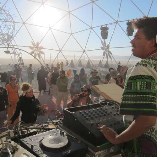 Interview with BBC Radio 1 about Burning Man 26/5/2012