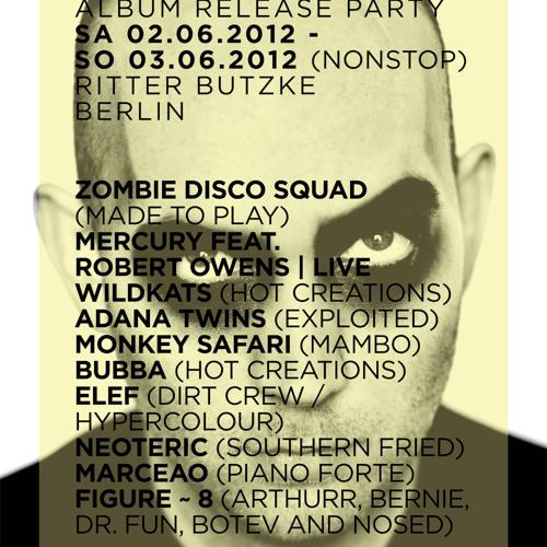 Brains Berlin Mix June 2012