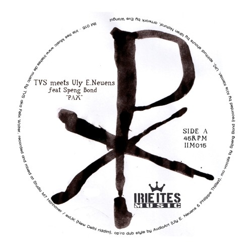 Irie Ites Music: PAX / PEACE - snippet IIM015