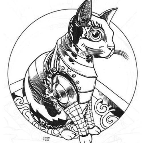 LGWBB - Adventure of the robocat.