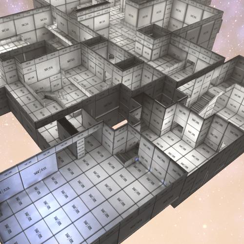 DeepVoid : Map 1