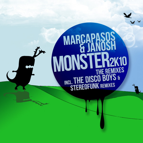 Marcapasos & Janosh - Monster 2k10 (The Disco Boys Remix)snippet