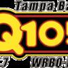 JoJo Kincaid on WRBQ Q105 Tampa Bay in May 2009