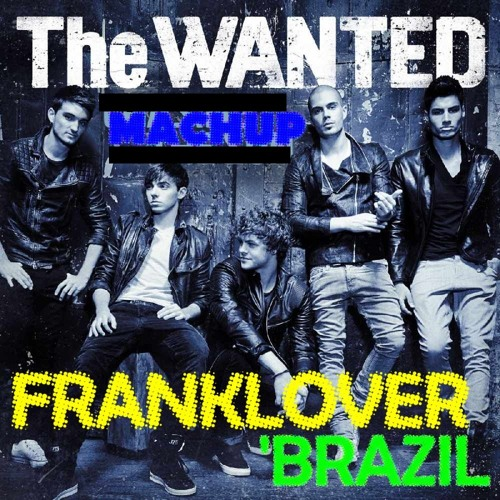 Hardwell feat. The Wanted - Encoded Vs. Glad You Came ( Franklover Brazil MashUp Edit )
