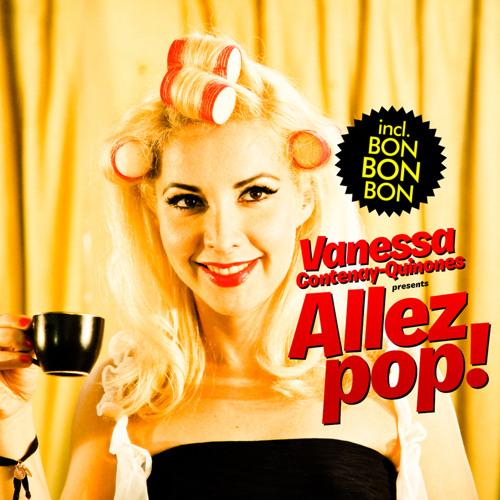 Vanessa Contenay-Quinones & Skeewiff - Quand tu me dis