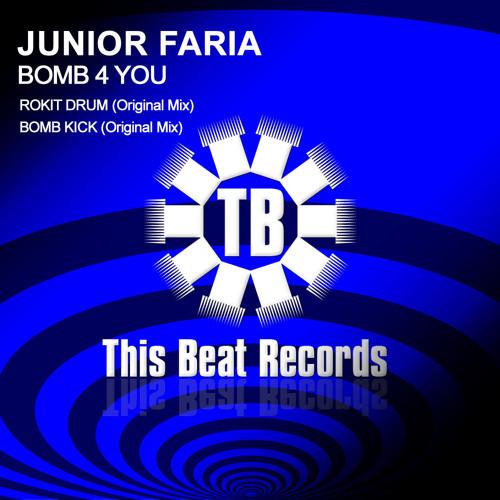 Junior Faria - Rokit Drum (Original Mix) AVAILABLE @BEATPORT