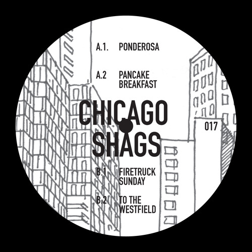 Chicago Shags - Ponderosa [MOS 017]