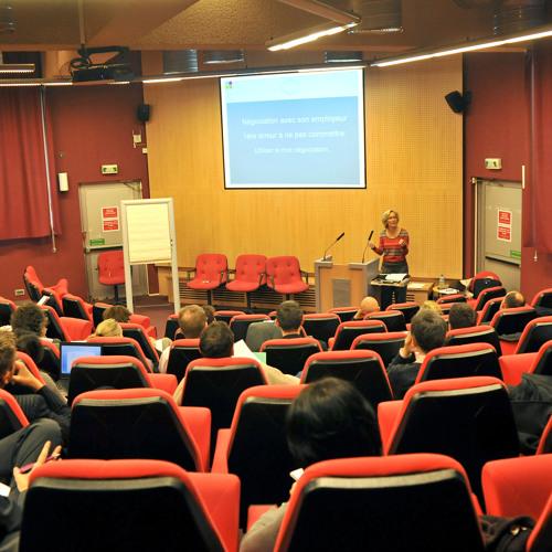"""eShip Talks"" conference : interview Howard E. Aldrich  - Professor Sociology"