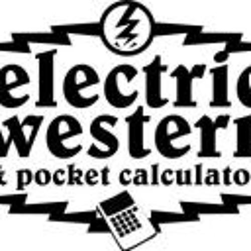 Electric Western and the Pocket Calculators feat. Linearnetrik - Roboterphobie