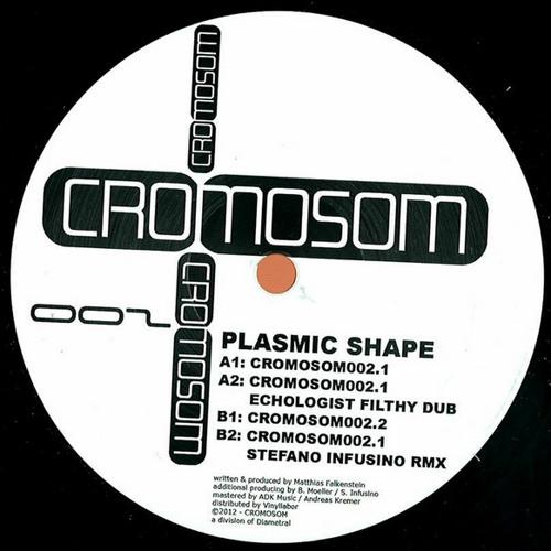 [CRMSM002] Cromosom002 + Plasmic Shape + Echologist + Stefano Infusino