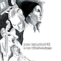 Autofokus - Herr Trüstedt und Herr Wiedermann - KIZ Cover