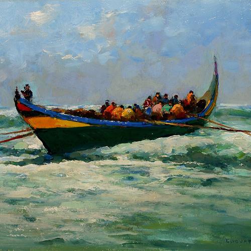Ravel: Une barque sur l'océan, for Orchestra