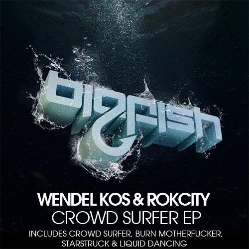 Wendel Kos & Rokcity - Liquid Dancing (Original Mix) [Big Fish Recordings]