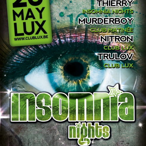 THIERRY @ INSOMNIA NIGHTS 26.05.2012