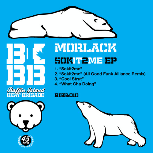 """Morlack """"Sokit2me"""" EP (Out Now Juno Download Exclusive)"""