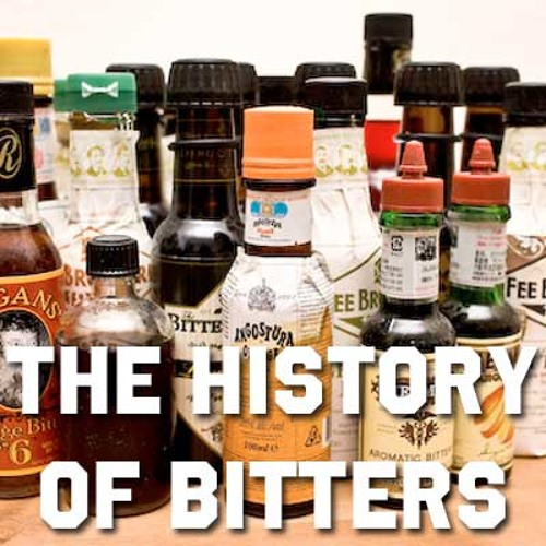 The History of Bitters
