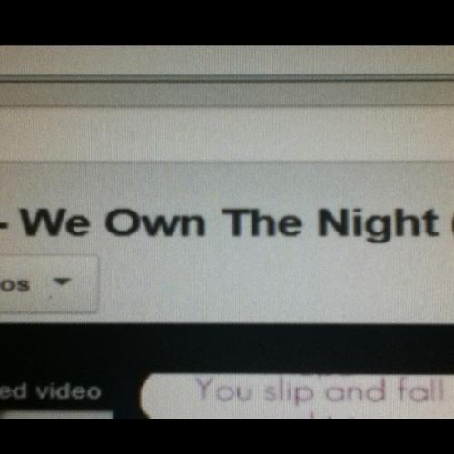 we own the night by selena gomez ft pixie lott