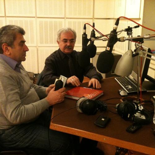 """რადიო """"ივერია"""", მე-60 გადაცემა: 19.05.2012. სტუმრად რედაქციაში – მწერალი მურად მთვარელიძე"""