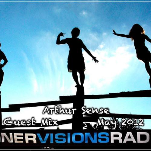 Arthur Sense - Guest Mix on InnervisionsRadio [May 2012] on Innervisionsradio.co.uk