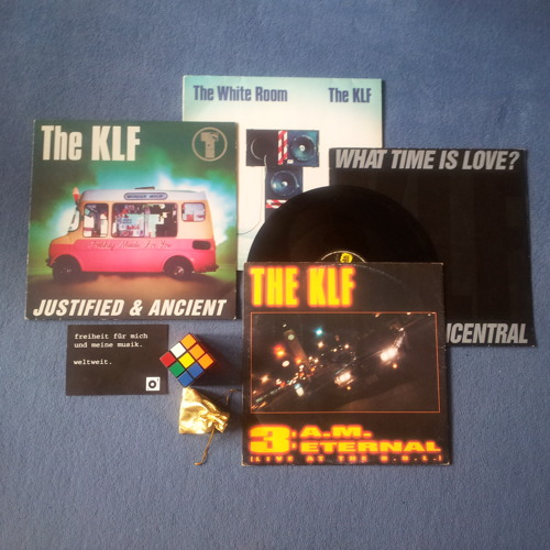 THE KLF - What Time Is Love? - Justified & Ancient - 3 a.m. Eternal (Jim Bean Megamix 2012)