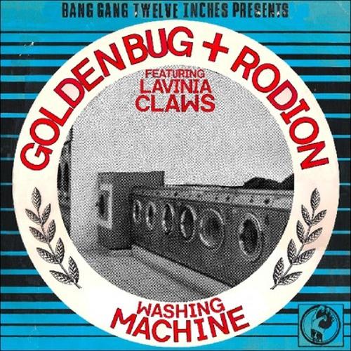 Golden Bug & Rodion (feat. Lavinia Claws)-Washing Machine