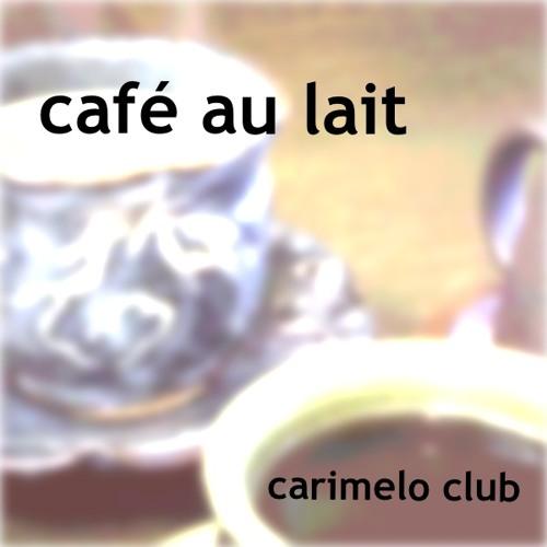 café au lait --- carimelo club original